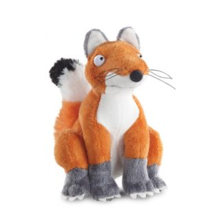 The Gruffalo: Fox soft toy by Aurora | LeVida Baby