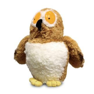 The Gruffalo: Owl soft toys by Aurora | LeVida Baby