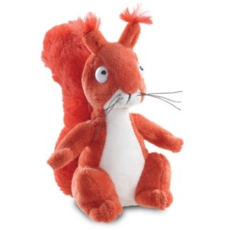 The Gruffalo: Squirrel soft toy by Aurora | LeVida Baby
