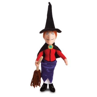 Room On The Broom: Witch soft toy by Aurora | LeVida Baby