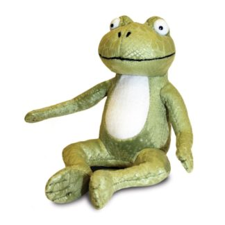 Room on the Broom: Frog soft toy by Aurora | LeVida Baby