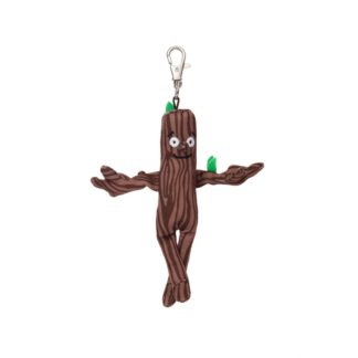 The Stick Man Backpack Clip by Aurora | LeVida Toys