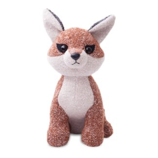 Fabbies: Felix the Fox soft toy by Aurora | LeVida Baby