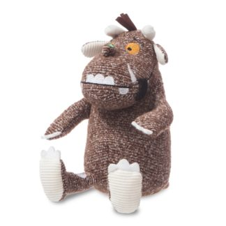 The Gruffalo Baby Plush Rattle by Aurora | LeVida Baby