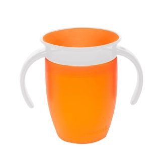 Munchkin Miracle 360° Trainer Cup: 6m+ (Orange)