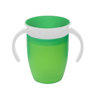 Munchkin Miracle 360° Trainer Cup: 6m+ (Green)
