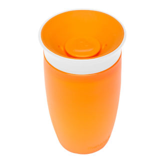 Munchkin Miracle 360° Sippy Cup: 12m+ (Orange)