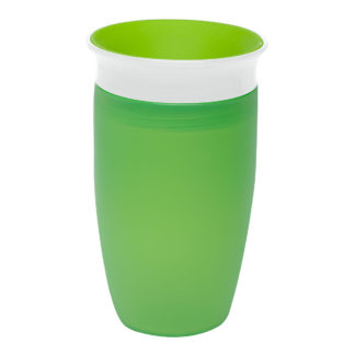 Munchkin Miracle 360° Sippy Cup: 12m+ (Green)