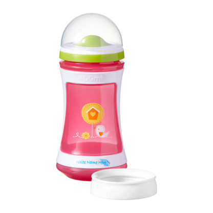 Tommee Tippee Explora Two-Stage Drinker: 24m+ (Pink Bird)