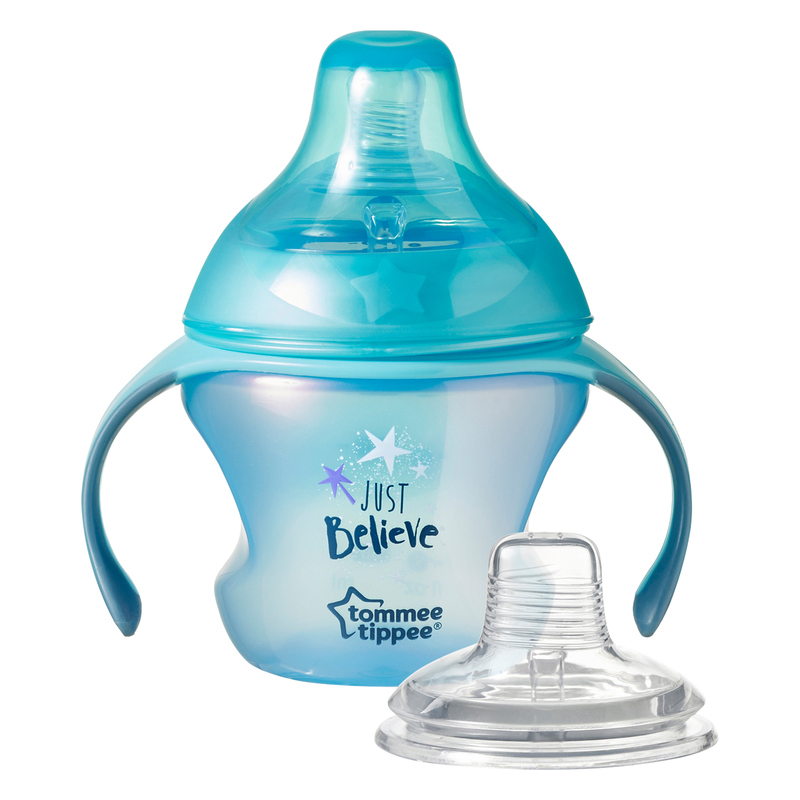 Blue Space Tommee Tippee Active Straw Cup 12m+
