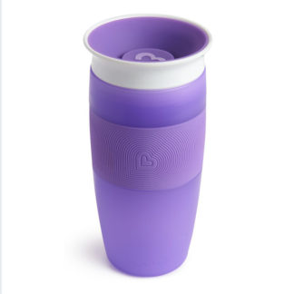 Munchkin Miracle 360° Sippy Cup: 18m+ (Purple)