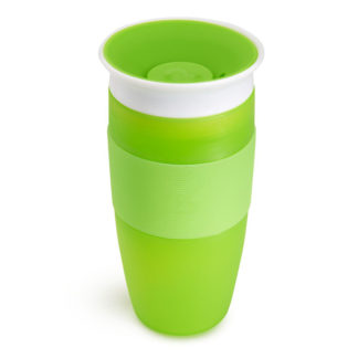 Munchkin Miracle 360° Sippy Cup: 18m+ (Green)