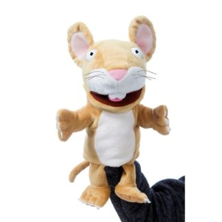 The Gruffalo: Mouse Hand Puppet by Aurora (60969) | LeVida Baby