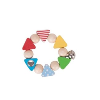 Elastic Confetti Touch Ring (Heimess 741500) - LeVidaBaby