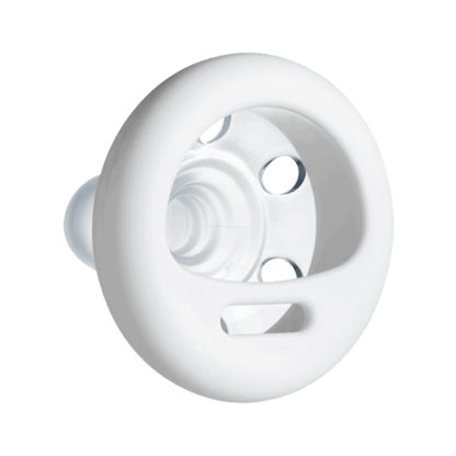 Tommee Tippee Breast-like Soother Twin Pack 0-6m