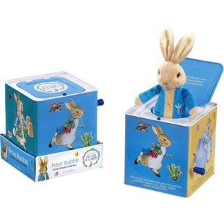 Peter Rabbit Musical Jack In The Box - LeVidaBaby