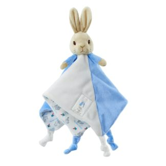 Peter Rabbit Comfort Blanket by Rainbow Designs - LeVidaBaby