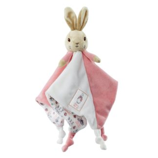Flopsy Rabbit Comfort Blanket by Rainbow Designs - LeVidaBaby