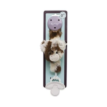 Les Amis - Cow Pacifier Holder