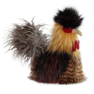 Aurora Luxe Boutique: Jacques Cockerel 11 Inch soft toy - LeVidaBaby