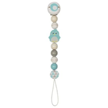 Heimess Penguin Soother Chain - LeVidaBaby