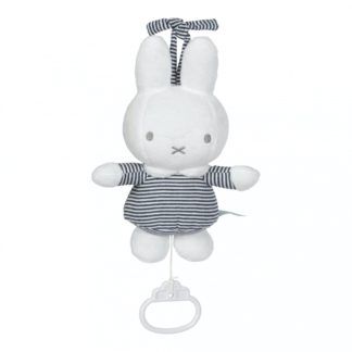 Miffy Stripes Musical Pull Down Toy - LeVidaBaby