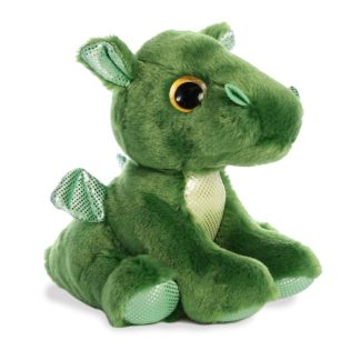 Rumble Dragon 7 Inch Green