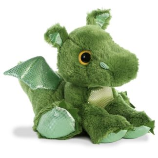 Roar Dragon 12 Inch Green