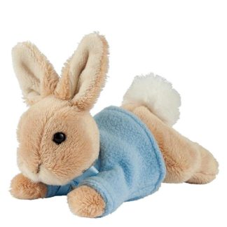 Lying Peter Rabbit small by Gund - LeVidaBaby