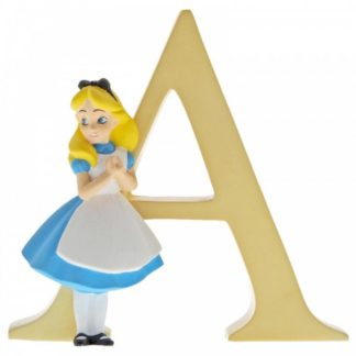 """A"" Alice in Wonderland - Disney Letter"