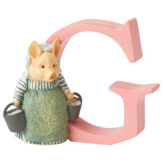 """G"" Aunt Petitoes - Peter Rabbit Letter"