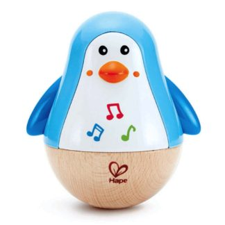 Penguin Music Wobbler