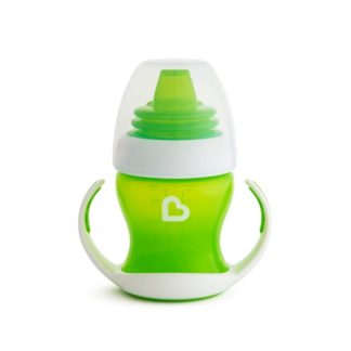 Munchkin Gentle First Cup: 118ml (Green)
