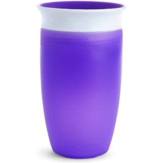 Munchkin Miracle 360° Sippy Cup: 12m+ (Purple)