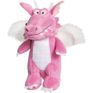 Zog - Pink Dragon 6 Inch Soft Toy - LeVidaBaby