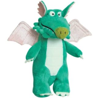 Zog - Green Dragon 6 Inch Soft Toy - LeVidaBaby