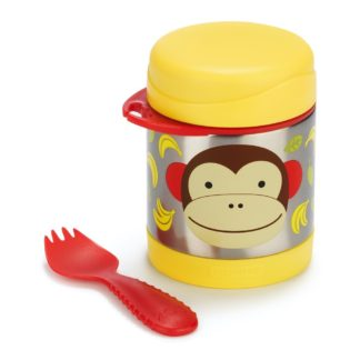 Skip Hop - Zoo Food Jar: Marshall Monkey - LeVidaBaby