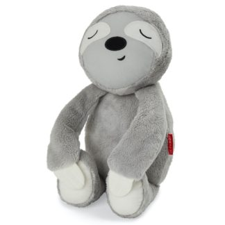Skip Hop Cry Activated Sloth Soother Soft Toy - LeVidaBaby
