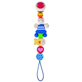 Heimess Pirate Soother Chain - 734800   LeVida Baby