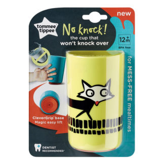 Tommee Tippee No Knock Cup 300ml: 12m+ (Fox)