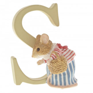"""S"" Mrs Tittlemouse - Peter Rabbit Letter"