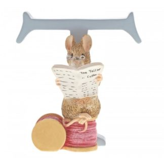 """""""T"""" The Tailor of Gloucester - Peter Rabbit Letter"""