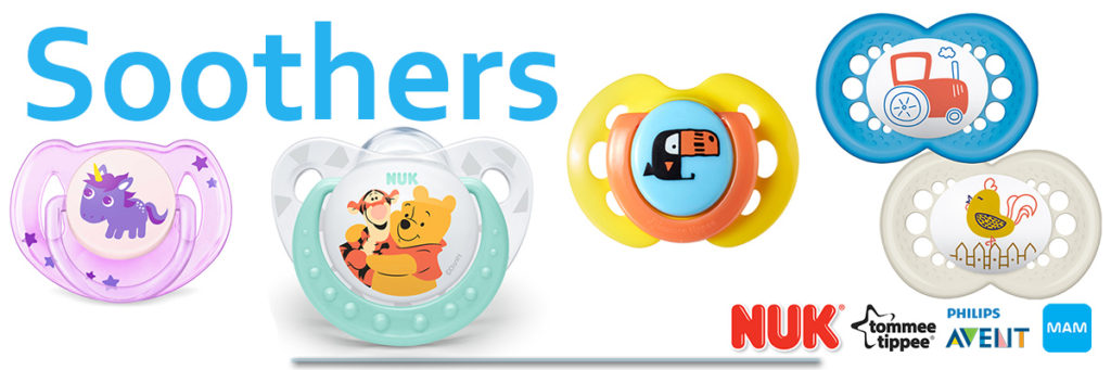 LeVidaBaby Soother Range