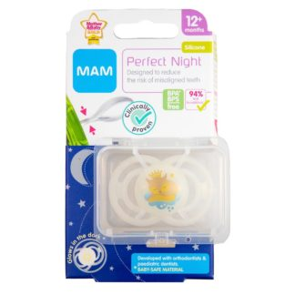 MAM Perfect Night Soother 12m+ (Fox)